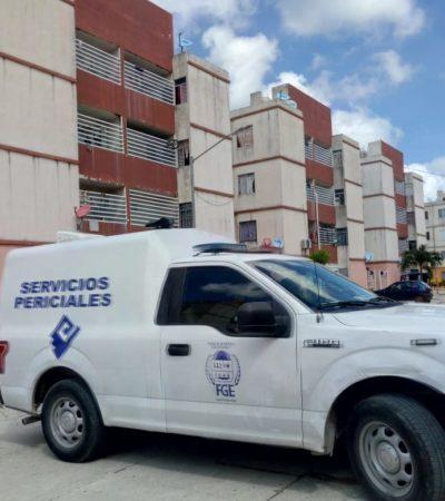 Hallan cuerpo putrefacto en la Región 107 de Cancún