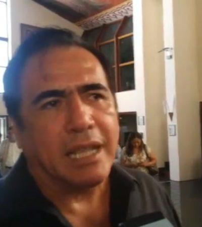 Problemas de precabildeo y de experiencia política ocasionaron que diputados morenistas reventaran la primera sesión del Congreso, admite Ricardo Velazco