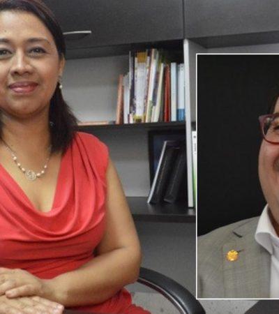 Nombran titular de investigaciones de la fiscalía estatal a ex colaboradora de Duarte en Veracruz