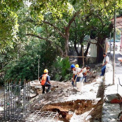Rechazan suspensión de trabajos en 'El Crucero'; obras de remodelación continúan y el pago a empresas se ha cumplido en tiempo y forma, asegura Conrado