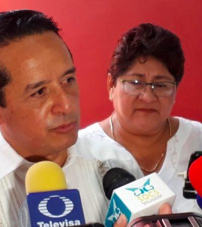 VIENEN 'TIEMPOS COMPLICADOS': Anticipa Carlos Joaquín 'reingeniería administrativa y financiera' para enfrentar ajustes al presupuesto federal del 2020