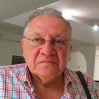 """""""ESTAS COSAS PASAN Y YA SE VEÍA VENIR"""": División de Morena obedeció a que dejaron fuera a los militantes de las base, admite Rafael Marín Mollinedo"""