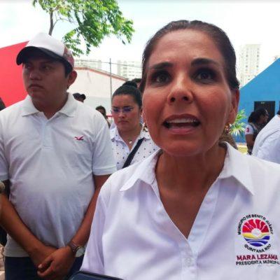 """EXONERA MARA A 'INTELLIGENCIA MÉXICO' Y RESPONSABILIZA A CIUDADANOS DE LOS DESECHOS: """"Eso nos genera basura, el perrito, el gato, el tlacuache, la rata, muchos pepenadores… también nos van ocasionando más"""", dice"""