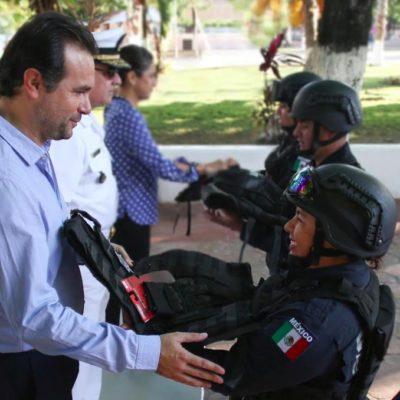 Invertirán cerca de 6 mdp para sobrepasar las 80 cámaras de seguridad en Cozumel