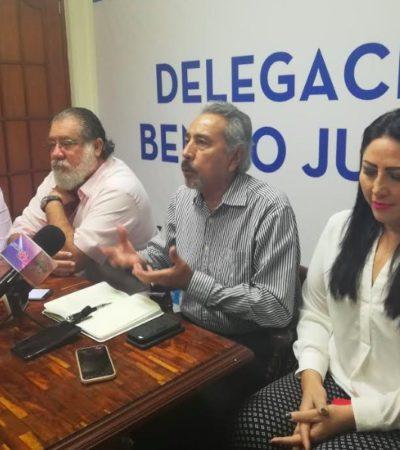 VAN A LA GUERRA SIN FUSIL: Pedirá Instituto de Movilidad de Quintana Roo el doble de recursos que recibieron este año