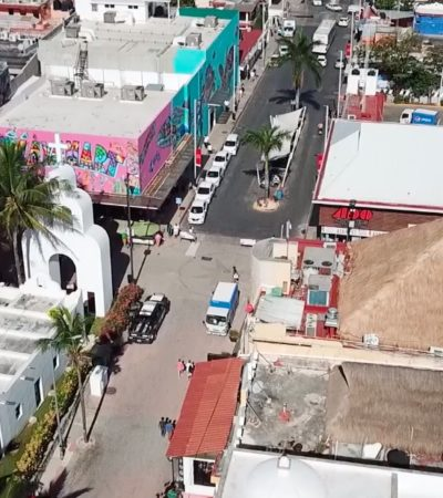 PREPARAN LLEGADA DE LOS PARQUÍMETROS A PLAYA: Buscan eficientar la movilidad urbana en la zona centro con una mejor distribución de los espacios de estacionamiento y con una derrama económica para la ciudad