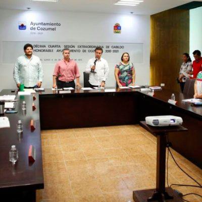 Aprueban actualización de tablas catastrales en Cozumel