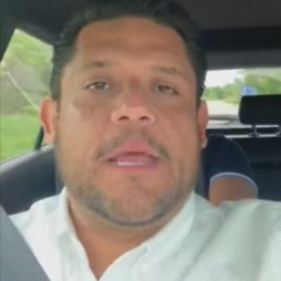 Asegura Eduardo Pacho que no se 'bajará' de la contienda por la dirigencia del PAN y que va 'hasta el final'