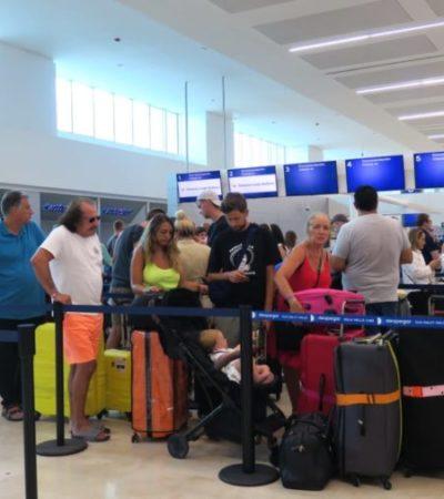 Prevé sector turístico de QR pérdidas económicas para temporada invernal por quiebra de la aerolínea Thomas Cook