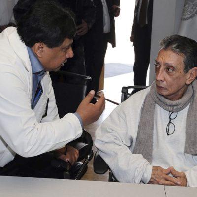 Promueve AMLO que Villanueva continúe su sentencia en casa, según Sánchez Cordero