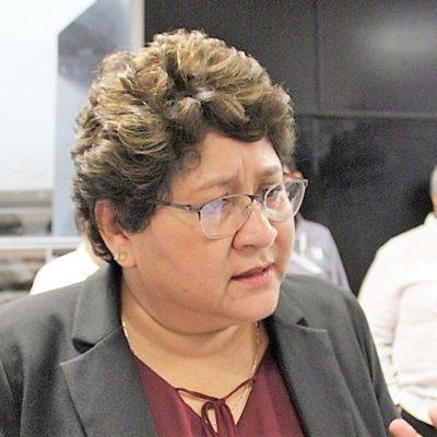 Techo financiero de Quintana Roo se definirá después del 19 de septiembre con la comparecencia del titular de la SHCP; rubros de turismo, infraestructura, agricultura y educación serán los más castigados: Yohanet Torres