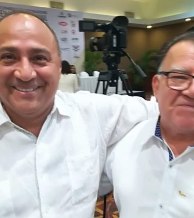 """""""Incorporación de Edgar Ordóñez al grupo de asesores de Laura Beristain es buena noticia"""", afirma Arturo Abreu"""