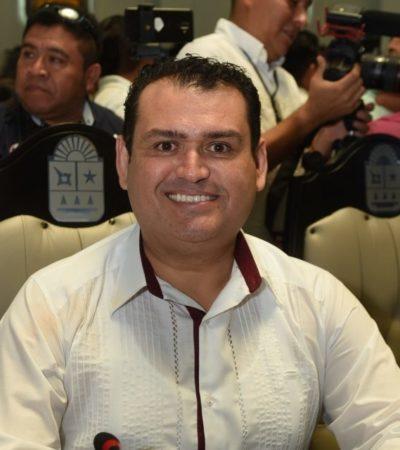 Descarta Edgar Gasca que Alberto Capella y Oscar Montes de Oca sean objeto de persecución por parte del Congreso
