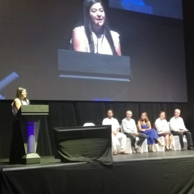 """HOY SI PODEMOS CACAREAR"": Presume Mara Lezama el nuevo 'Modelo Municipal Anticorrupción de Benito Juárez'"