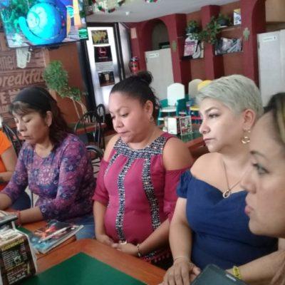 Madres de víctimas de feminicidio en Playa del Carmen exigen justicia y denuncian irregularidades del exfiscal y la extitular de la Fiscalía de la Mujer