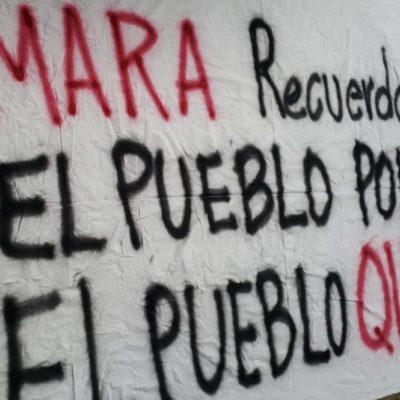 """""""HAY QUE ESCUCUCHAR AL PUEBLO Y NO REPRIMIR"""": Pide 'Chanito' Toledo 'humildad' a la Alcaldesa Mara Lezama un día después de disolver manifestación"""
