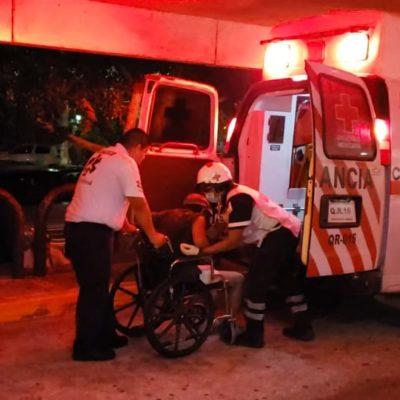 ATACAN A BALAZOS A UNA FAMILIA EN CANCÚN: Saldo de 6 lesionados, incluyendo una niña de tres años de edad, en una fiesta en la Región 236