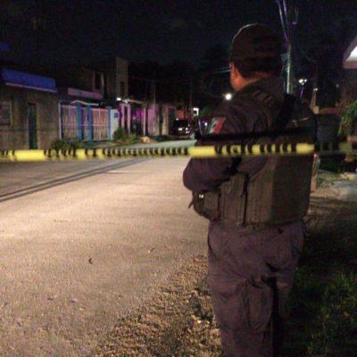 RECIBIÓ BALAZOS EN LA CABEZA Y EL TÓRAX: Atacan a tiros a un joven de 17 años en la SM 219 de Cancún