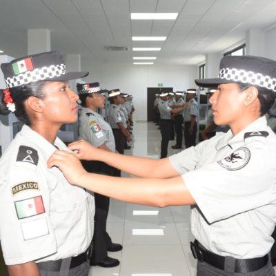 Participarán elementos de la Guardia Nacional por primera vez en el desfile del 16 de septiembre con sus nuevos uniformes