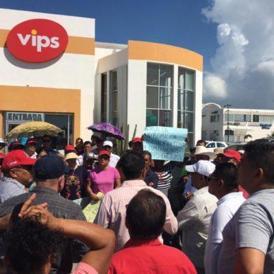 A PUNTO DE EXPLOTAR PARO NACIONAL EN VIPS: Amenaza CROC con paro de labores por retención ilegal de propinas y despidos injustificados en restaurante de Chetumal