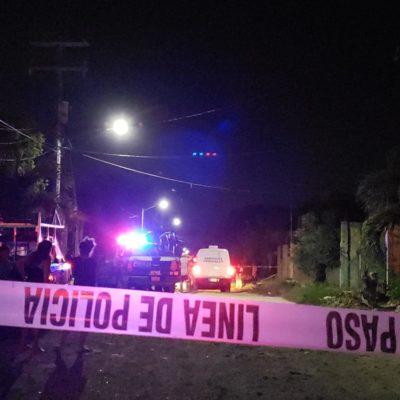 IBAN POR EL HIJO, EJECUTARON A LA MADRE: Matan a balazos a una mujer en la SM 227 de Cancún, a espaldas de 'El Torito'
