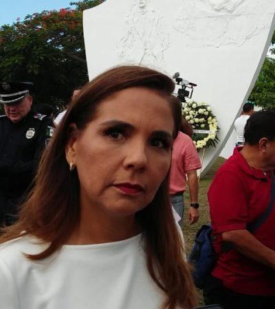 PERFILAN LIQUIDACIÓN DE OPABIEN: Sus áreas ya no son redituables; intereses de Gregorio Sánchez pudieron haber frenado proyectos de la pasada administración, dice Mara Lezama