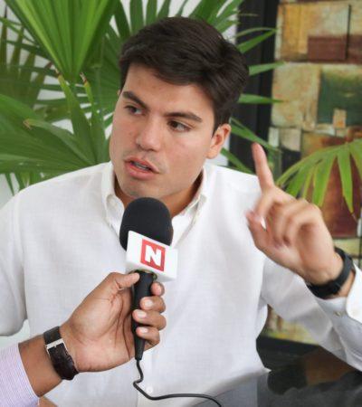 Denuncia diputado verde 'poderes fácticos' tras el pleito por las comisiones en el Congreso de Quintana Roo