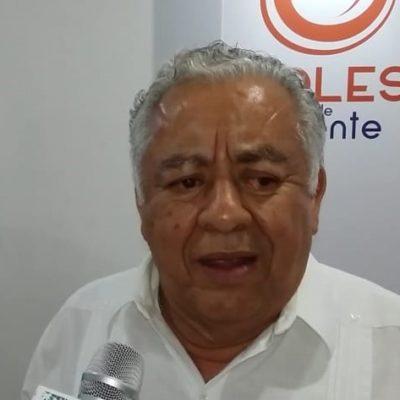 """""""Lo que mal empieza mal acaba"""", dice el ex Alcalde de Cancún, Carlos Cardín Pérez, al vaticinar el fracaso de la XVI legislatura"""