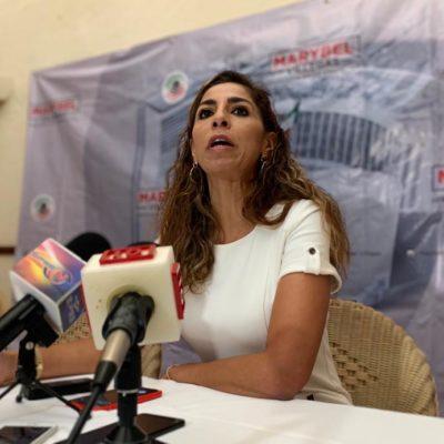 PIDE MARYBEL VILLEGAS DESTITUCIÓN DE CAPELLA: QR ocupa primer lugar nacional en robo a negocio y el tercero en extorsión, dice Senadora