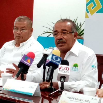 REPORTE DE OBRAS EN QR: Tuberías en mal estado y otros imprevistos retrasaron obras en El Crucero, explica William Conrado; el C5 estará listo para aniversario de Cancún