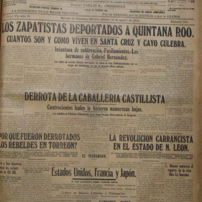 MORIR EN TIERRA EXTRAÑA: LOS DESTERRADOS ZAPATISTAS A LA SIBERIA TROPICAL | Parte I de II | Por Gilberto Avilez Tax