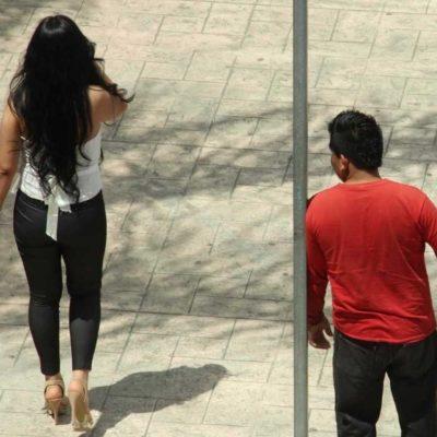 Aplican reglamento a cuatro acosadores en Mérida; cumplen hasta 36 horas de arresto