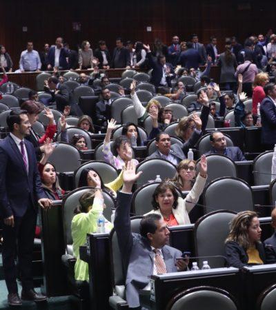 Aprueban Diputados reforma que prohíbe condonar impuestos a grandes contribuyentes; pasa al Senado