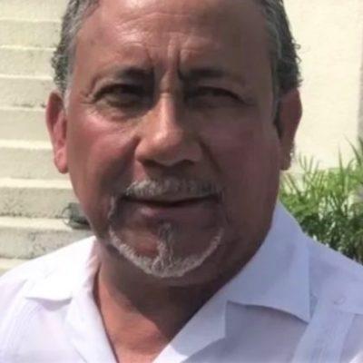 Espera Arturo Contreras que se solucione la controversia al interior del Congreso para garantizar la gobernabilidad de QR