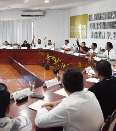 Lamenta sector empresarial que división al interior del Cabildo de OPB genere inestabilidad ciudadana y nulos avances en servicios básicos