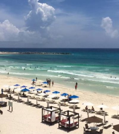 Cancún se posiciona como destino favorito para viajar y festejar el Grito de Independencia
