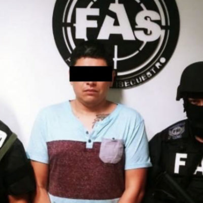 Cae presunto líder de la banda que secuestró y asesinó a la mamá del niño Bruno en la CDMX