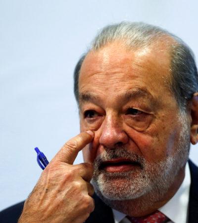 Acepta empresa de Carlos Slim devolver mil 121 mdp a CFE por renegociación de gasoducto