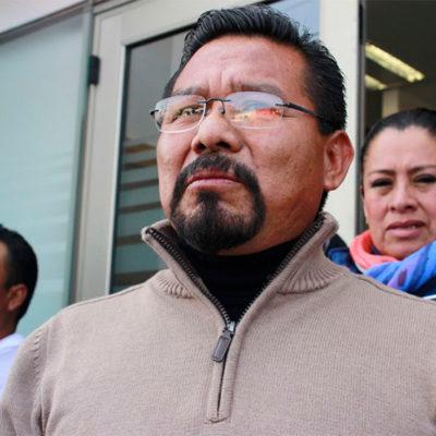 Detienen a ex diputado morenista Cipriano Charrez por homicidio culposo