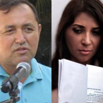 Denuncia Trinidad García actos de Violencia de Género por parte de Nivardo Mena en Lázaro Cárdenas