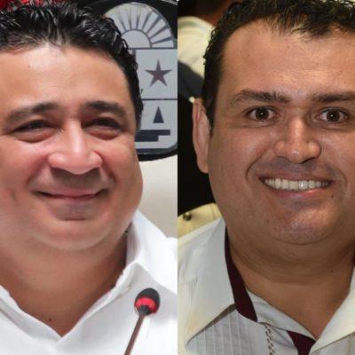 SEÑALES DE 'CORDIALIDAD' EN EL CONGRESO: El panista Eduardo Martínez y el morenista Edgar Gasca intercambian mensajes en redes que anticipan acuerdos en QR