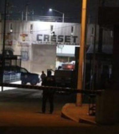 FOTOS | Habrían al menos cuatro reos muertos y cinco heridos tras motín en penal de Villahermosa