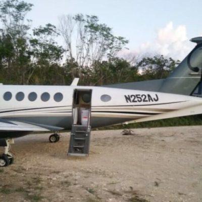 Exhorta Ejército Mexicano a ejidatarios quintanarroenses a no permitir la construcción clandestina de pistas de aterrizaje para narcoavionetas