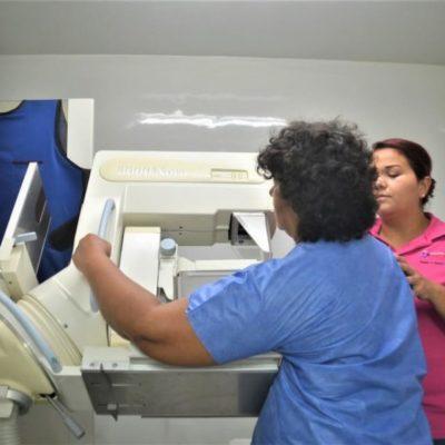 Extienden fecha del programa para detección de cáncer de mama en Solidaridad