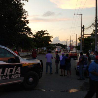 DOBLE EJECUCIÓN EN CANCÚN: Matan a balazos a dos en el fraccionamiento Villas del Mar