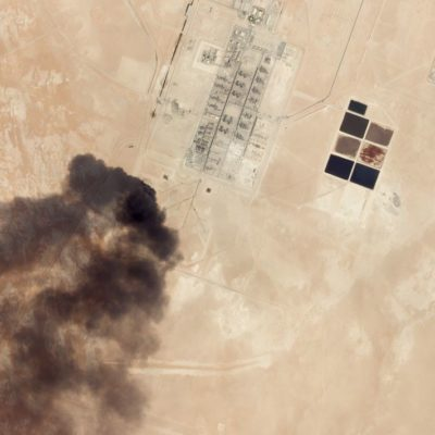 Se disparan los precios del petróleo tras ataque con drones en Arabia Saudita