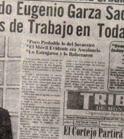 Declara Congreso de Nuevo León personas 'non gratas' a Salmerón y Noroña por dichos sobre Garza Sada