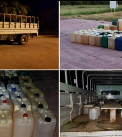 Detienen a marinos acusados de sustraer ilegalmente gasolina en refinería de Oaxaca