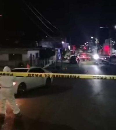 Intentan ejecutar a 'El Pecas' y a su pareja en Chetumal