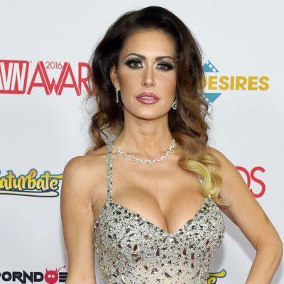 Hallaron muerta a la estrella porno Jessica Jaymes